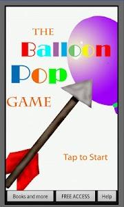 The Balloon Pop Game screenshot 0
