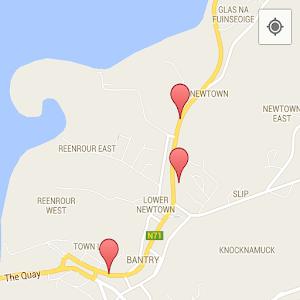 Defibrillator Map