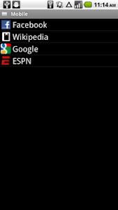 Xmarks for Premium Customers screenshot 0