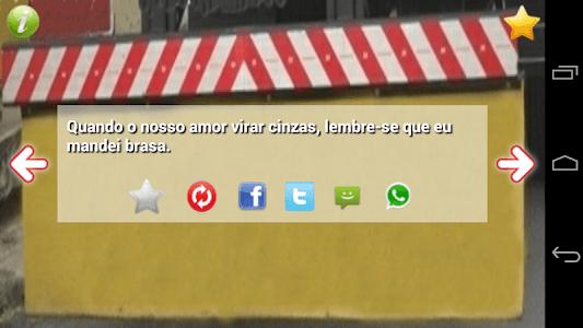 Frases Para-choque de Caminhão screenshot 5