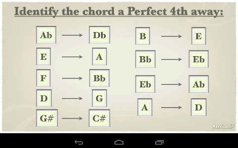 Building Chord Progressions screenshot 4