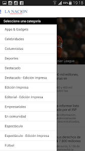 La Nación screenshot 2