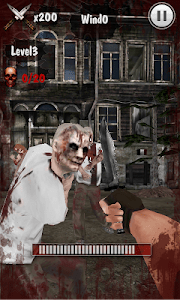 Knife King3-Zombie War 3D screenshot 0