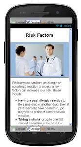Drug Allergy Information screenshot 4