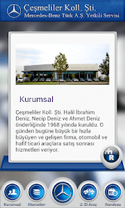 Çeşmeliler Otomotiv screenshot 2