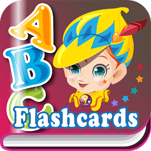 Pinocchio's ABCs Flashcards