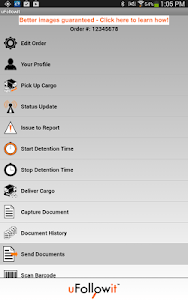 uFollowit - Mobile Workforce screenshot 8