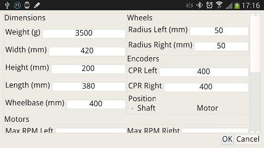 MyzharBot - Simple RobotGUI screenshot 3