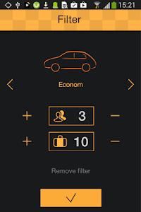 EcoTrans Taxi screenshot 2