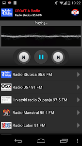 RADIO CROATIA screenshot 3