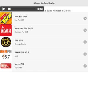 download Khmer Online Radio apk
