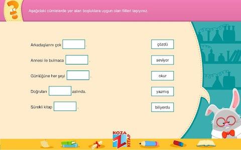 Türkçe 5 KOZA Z-Kitap screenshot 5