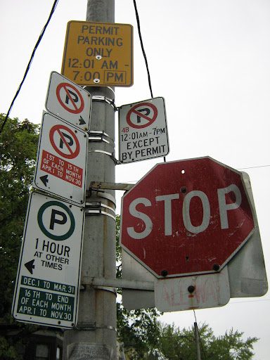 Markham St., Toronto, Ontario