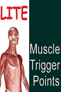 Muscle Trigger Points LITE screenshot 0