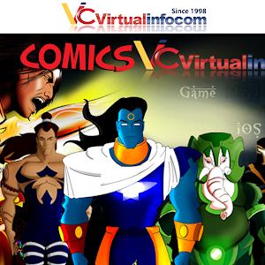 Comics design India screenshot 7