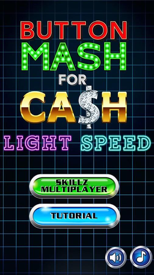 Game Mash Button