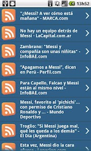 Argentina NeWs 4 All Pro screenshot 7