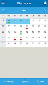 Eijsync personeelsplanner screenshot 2