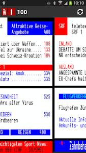 Swiss Teletext screenshot 4