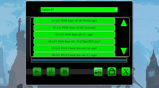 Fisk Player screenshot 1