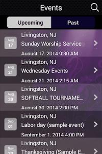 Longley Baptist Church screenshot 3