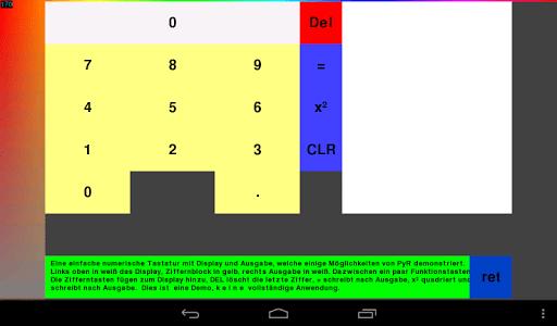PyR 0.20 screenshot 3