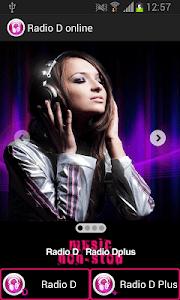 Radio D/DPlus screenshot 0