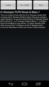 G-Stomper FLPH Drum & Bass 1 screenshot 6
