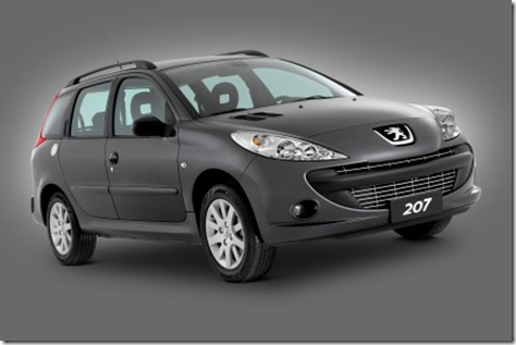 Peugeot 207 SW XS