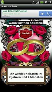 Wedding Calculator (Love Test) screenshot 2