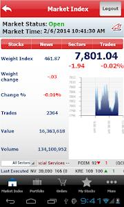 Gulf Bank Mobile Trader screenshot 17