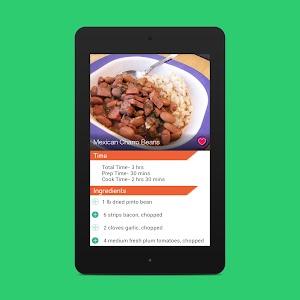 Mexican Recipes Free screenshot 10