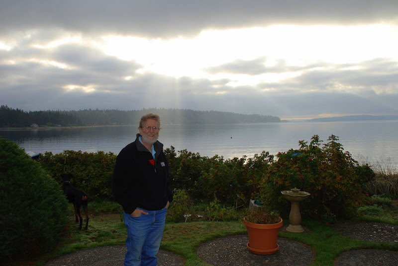 Michael Hauge, the Bard of Bainbridge