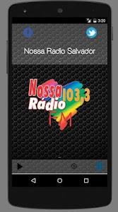 Nossa Radio Salvador screenshot 0