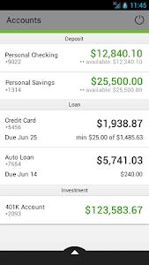 Cy-Fair FCU Mobile Banking screenshot 0