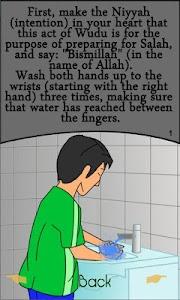 Salah Teacher (Salat - Islam) screenshot 1