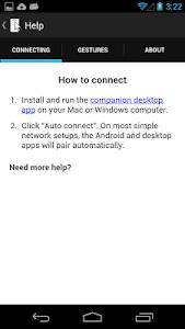 Virtual Trackpad screenshot 5