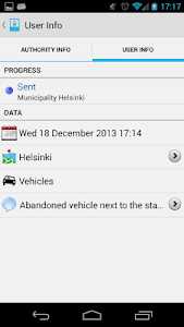 MobilitySense screenshot 4