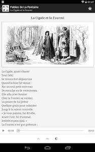 La Fontaine Audio - Célèbres 1 screenshot 8