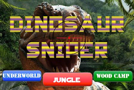 Dino Hunter Sniper Pro screenshot 0