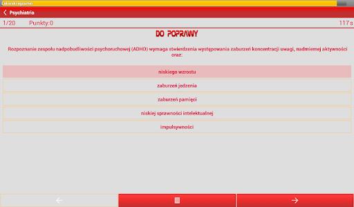 Lekarski egzamin (free) screenshot 14