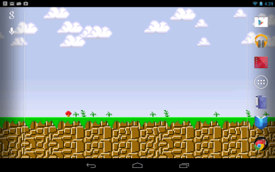 8-Bit Scrolling Wallpaper Lite - Android Apps on Google Play