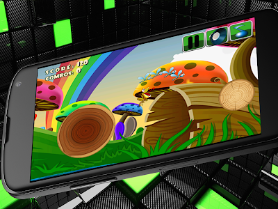 Froggie's Forest Adventure! screenshot 7