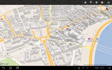 Map Navigation 3D   Apps on Google Play Screenshot Image