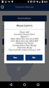 MobileMeter screenshot 2