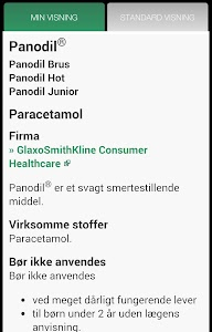 min.medicin.dk screenshot 1