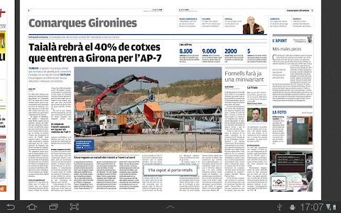 El Punt Avui - Com. Gironines screenshot 4