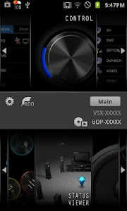 iControlAV2013 screenshot 0