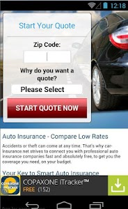 Car Insurance App screenshot 3