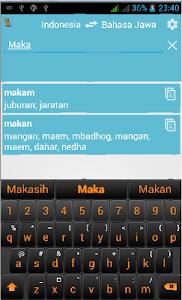Kamus Jawa screenshot 3